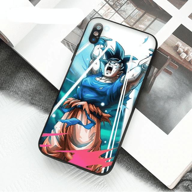 DBZ Goku's Giant Spirit Bomb iPhone 11 (Pro & Pro Max) Case