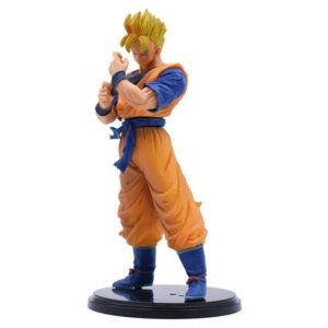 Dragon Ball Z Gohan SSJ1 Resolution Of Soldiers Action Figure