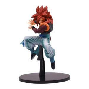 Dragon Ball Z Red Hair Gogeta Super Saiyan 4 Action Figure
