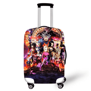 Dragon Ball Super Tournament Of Power Suitcase Cover