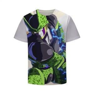 Dragon Ball Z Android Cell Full Power Kamehameha T-Shirt