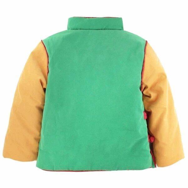 DBZ Long Sleeve Chiaotzu's Kanji Cosplay Baby Sweatshirt