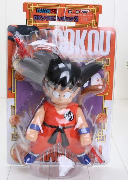 Cute Kid Young Goku New Dragon Ball Toy Action Figure 21cm - Saiyan Stuff