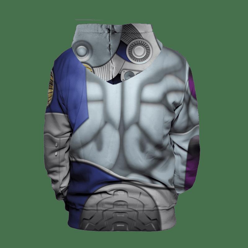 DragonBall Xenoverse 2 Mecha Frieza Form Pullover Hoodie