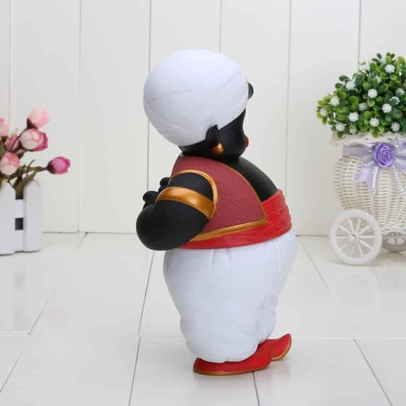 DBZ Assistant Deity Mr. Popo Black PVC Action Figure 22cm - Saiyan Stuff