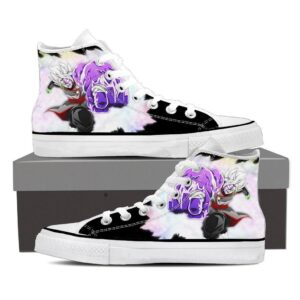 DBZ Son Goku Black Zamasu Fusion Legendary Sneaker Shoes