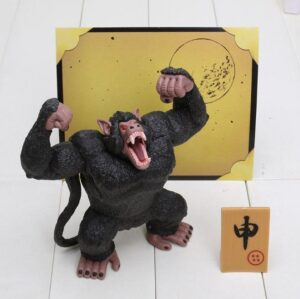 DBZ Son Goku Transformation Great Ape Monkey PVC Action Figure 13cm - Saiyan Stuff - 1