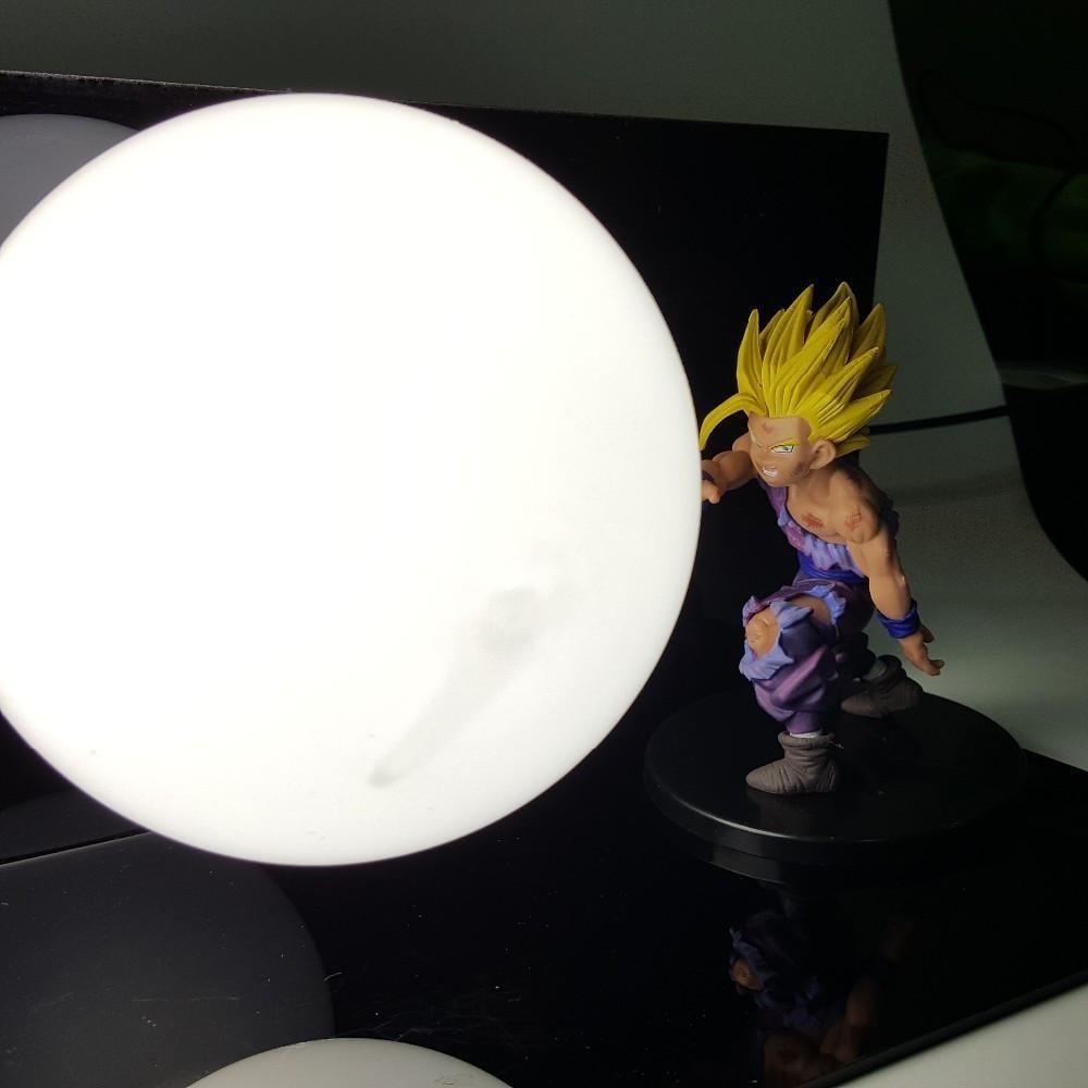DBZ Super Saiyan Son Gohan Battle Kamehameha Kaioken DIY Lamp - Saiyan Stuff
