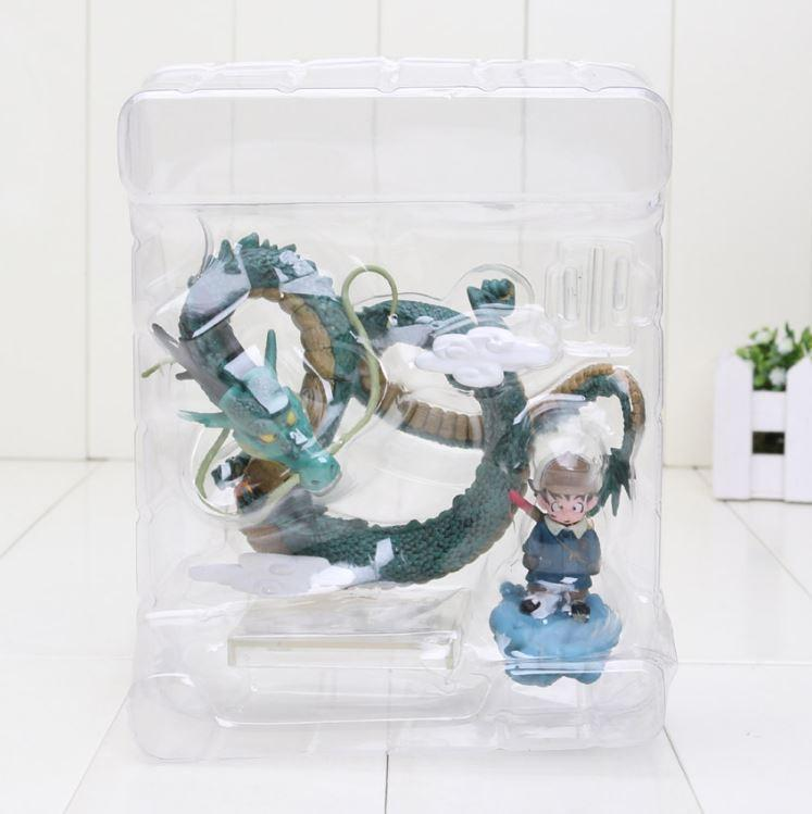 Dragon Ball Anime Kid Goku Clouds Shenron Museum Collection Figure - Saiyan Stuff - 4