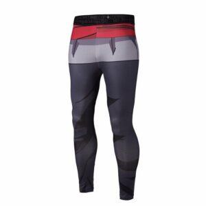 Dragon Ball Black Goku Black Waist Fitness Gym Compression Leggings Pants - Saiyan Stuff - 1
