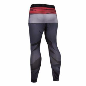 Dragon Ball Black Goku Black Waist Fitness Gym Compression Leggings Pants - Saiyan Stuff - 2