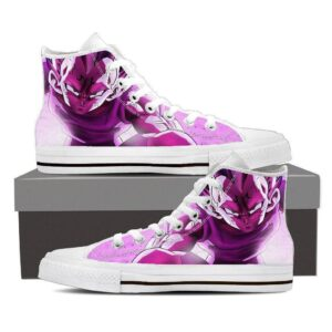 Dragon Ball Majin Vegeta Saiyan Prince Cool Sneaker Converse Shoes