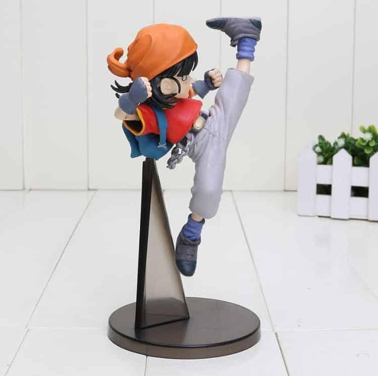 Dragon Ball Z Cool Pan Character Collectible PVC Action Figure 18cm - Saiyan Stuff - 2