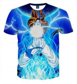 Dragon Ball Z Gogeta Super Saiyan 4 Unbelievable Power T-Shirt