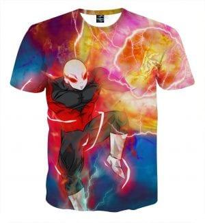 Dragon Ball Z Jiren The Gray Releasing Power Impact T-Shirt