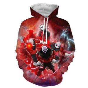 Dragon Ball Z Legendary Jiren The Gray FanArt Design Hoodie