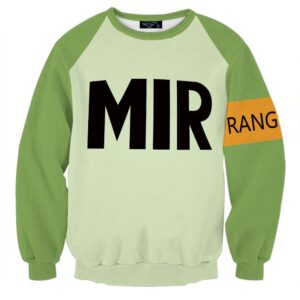Dragon Ball Z Unforgettable Android 17 MIR Cosplay Sweatshirt