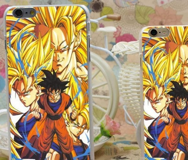 Dragon Ball Z - Son Goku Super Saiyan Phone Cover - Saiyan Stuff