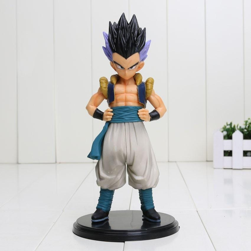 Master Star Piece Gotenks Dragon Ball Collectible Action Figure - Saiyan Stuff - 1