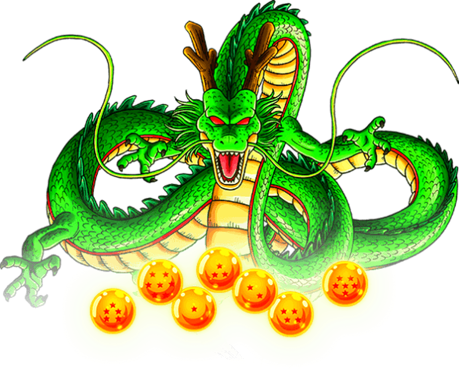 Shenron The Eternal Dragon