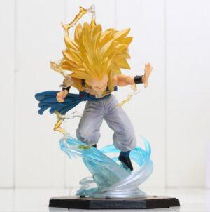 Super Saiyan 3 SSJ3 Gotenks Dragon Ball Collectible Action Figure - Saiyan Stuff - 1