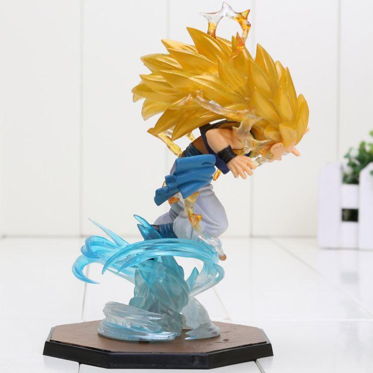 Super Saiyan 3 SSJ3 Gotenks Dragon Ball Collectible Action Figure - Saiyan Stuff - 2