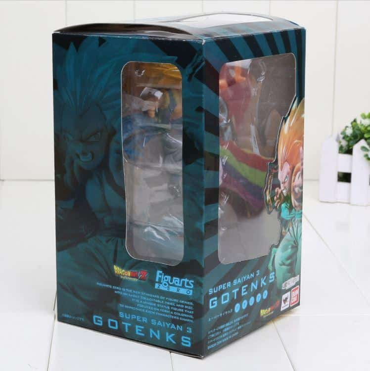 Super Saiyan 3 SSJ3 Gotenks Dragon Ball Collectible Action Figure - Saiyan Stuff
