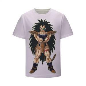 Dragon Ball Z Cool Saiyan Raditz Pride and Proud T-Shirt