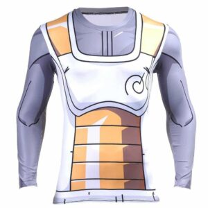 Vegeta Resurrection F Armor Whis Symbol 3D Long Sleeves T-Shirt