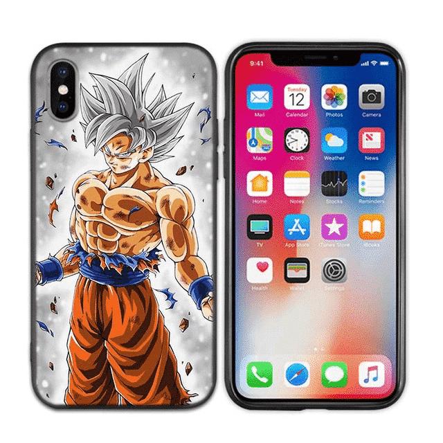 Dragon Ball Super Ultra Instinct iPhone 11 (Pro & Pro Max) Case