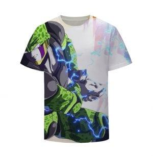 Dragon Ball Z Android Cell Focus Fire Kamehameha T-Shirt