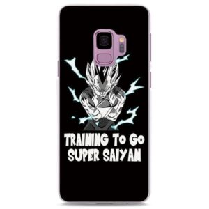 Majin Vegeta Training Motivation Samsung Galaxy Note S Series Case