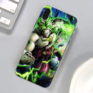 Legendary Broly Enraged Power iPhone 11 (Pro & Pro Max) Case