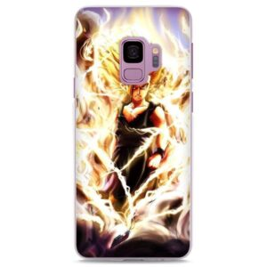 DBZ Gohan Kid Super Saiyan Samsung Galaxy Note S Series Case