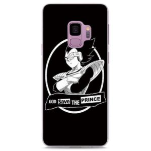 DBZ Vegeta Save The Prince Samsung Galaxy Note S Series Case