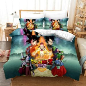 Return Of The Villain DBZ Resurrection F Bedding Set
