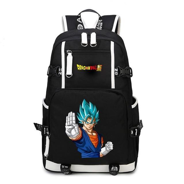 Dragon Ball Super Vegito Potara Fusion Backpack Bag