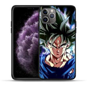 Dragon Ball Super Fierce Goku iPhone 11 (Pro & Pro Max) Case