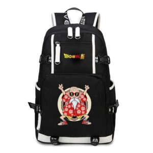 DBS Master Roshi Peace Sign Bleeding Nose Backpack