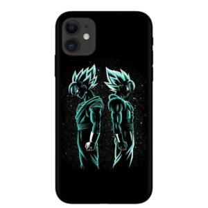 Luminous Vegito & Gogeta iPhone 11 (Pro & Pro Max) Case