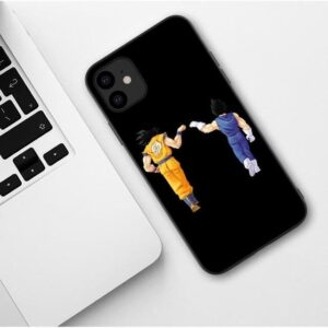 DBZ Goku & Vegeta Fist Bump iPhone 11 (Pro & Pro Max) Case