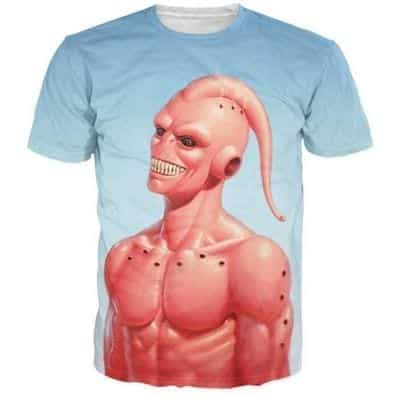 Dragon Ball Z – Cool Super Buu Evil Majin Buu 3D T-Shirt