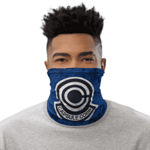 Dragon Ball Z Face Covering Neck Gaiters