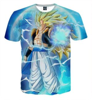 Dragon Ball Z The Marvelous Gogeta Super Saiyan 3 T-Shirt