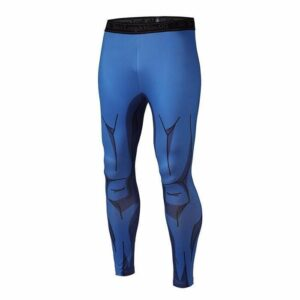 Vegeta Cell Saga Prince Black Waist Fitness Gym Compression Leggings Tights
