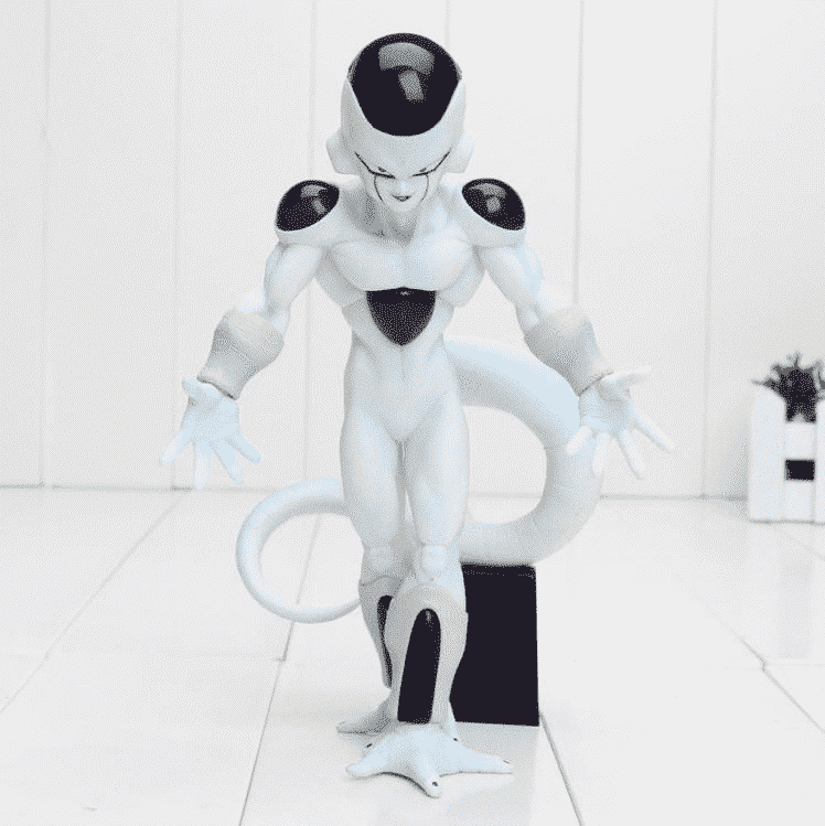 Dragon Ball Super Freeza Frieza Bad Villain White Galaxy Action Figure
