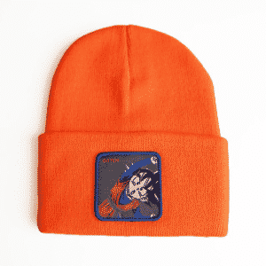DBZ Son Goten Fusion Dance Orange Casual Streetwear Beanie