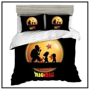 Dragon Ball Z Bed Sets