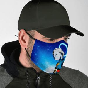 Dragon Ball Z Great Priest Daishinkan Badass Face Mask