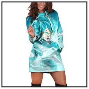 Dragon Ball Z Hoodie Dresses